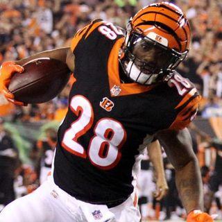 Cincinnati Bengals Weekly Show W/Joe Kelly: Bengals-Steelers Preview