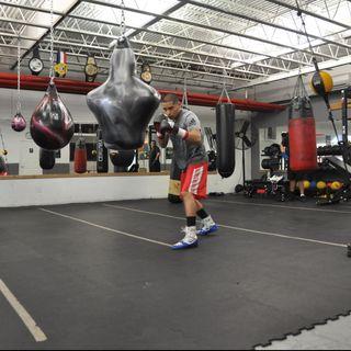 Professional Boxer Julian Sosa, EP #17
