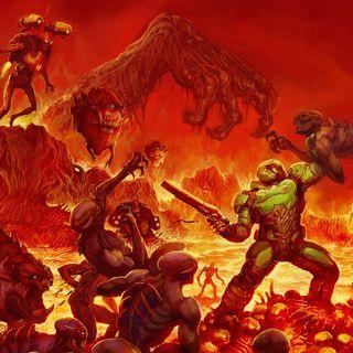 14 - Memória #2 - Doom (2016)
