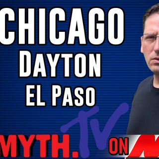 SmythTV! 8/5/19 Host @BrianPSmyth Mass Shooting Chicago #MondayMorning
