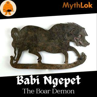 Babi Ngepet : The Demon Boar
