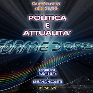 Forme d' Onda-Politica e Attualità 1^ PARTE