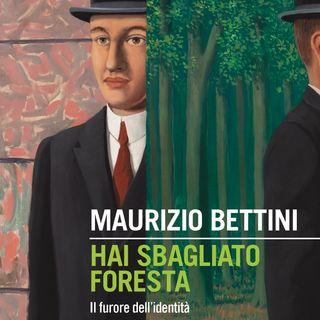 """Maurizio Bettini """"Hai sbagliato foresta"""" - """"Festival del Mondo Antico"""""""