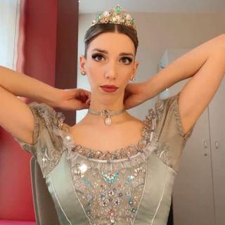 Ballerina SOLISTA della SCALA di Milano - La PASSIONE Argentina in Italia *Celeste Sophia EP.33
