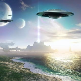 UFO Undercover W Joe Montaldo Tonight's topic alien contactees and the holocaust dreams what does it mean