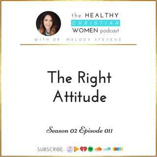 S02 E011: The Right Attitude