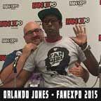 TPB: Orlando Jones - FanExpo 2015