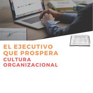 """#5 Cultura Organizacional- """"EL EJECUTIVO QUE PROSPERA"""""""