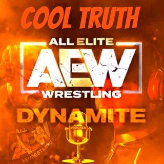 """Cool Truth 2.29 """"AEW Dynamite 6/17/20"""""""