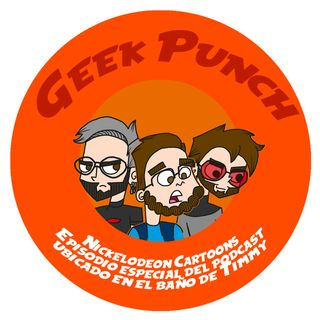 Geek Punch - Punch 8 - Nickelodeon Cartoons - Ni Marvel se atrevió a tanto