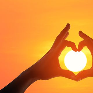 Ignite an unstoppable inner light and love by using this simple exercise