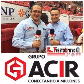 Toreros Mexicanos en España, entrevista José Ramón Lozano y Enrique Vera en Fiesta Brava Domingo 28 de Julio 2019