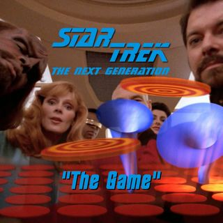 "Season 5, Episode 14 ""The Game"" (TNG) with Catherynne M. Valente"