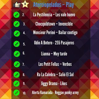 Escucha las 10 canciones colombianas del momento