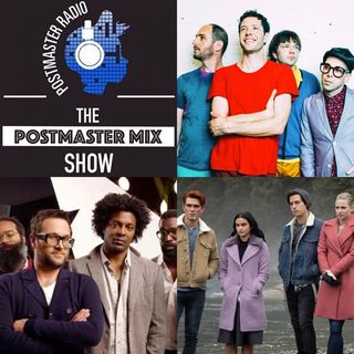 The Postmaster Mix presents: Riverdale Season 5 News, Requests for Ok Go + TV On the Radio, and more!
