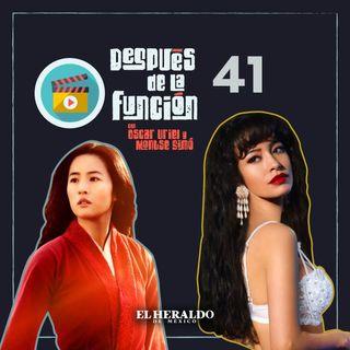 La nueva película de Mulán y la serie de Selena ¿valen la pena verlas? | Reseña