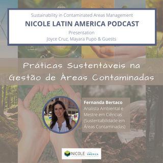 Práticas Sustentáveis na Gestão de Áreas Contaminadas