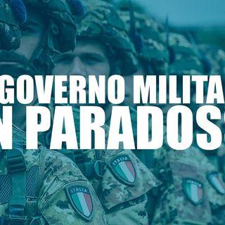 """""""Se cade Draghi un governo militare"""": un paradosso o un monito per l'opposizione?"""