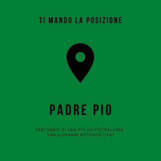 Padre Pio - Santuario di San Pio da Pietralcina, San Giovanni Rotondo (ITA)