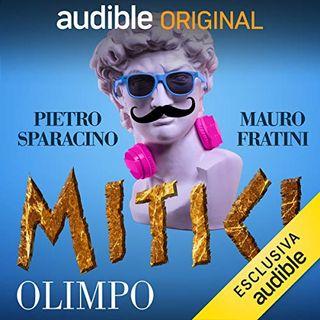 Mitici. I dodici Dei dell'Olimpo -  Mauro Fratini, Pietro Sparacino, Barbara Bovoli