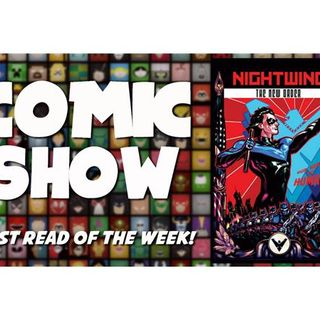 Episode 11: Happy Birthday Jack Kirby, Defenders Review, & Nightwing's New Order