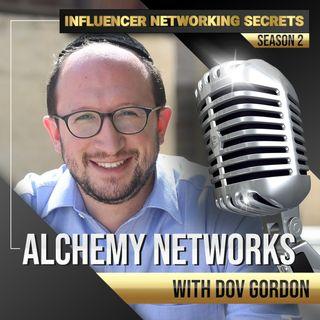 🎧 Alchemy 💥 Networks with Dov Gordon