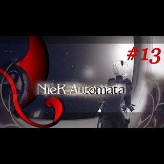 NieR:Automata [ep.0013] - YoRHa traditori - Gameplay Walkthrough (ENG sub.ITA)