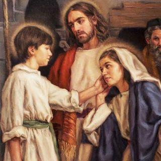 172 - Lo Smarrimento di Gesù