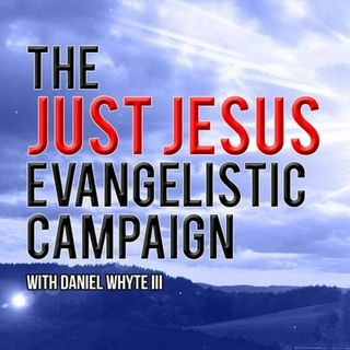 Jesus, the Sabbath, Miracles, and Common Sense, Part 7 (Just Jesus Evangelistic Campaign, Day 1076)