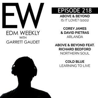 EDM Weekly Episode 218
