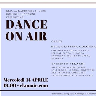 DANCE ONAIT #22  - 14/04/2021