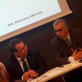 Intervista al Dott Michele Montrano Polizia Giudiziaria Asl Torino 3 - Evento Feditalimprese