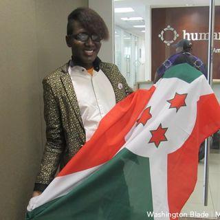 Giuseppino Lord of Burundi