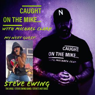 """Episode 26- """"To Groove So Freely"""" with Steve Ewing (The Urge, Steve Ewing Band, Steve's Hot Dogs)"""