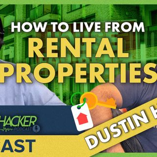 How to Live From Rental Properties