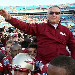 I Will Miss You Bobby Bowden