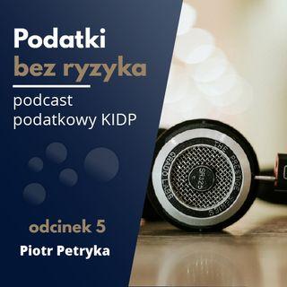Piotr Petryka - Transakcje łańcuchowe - część 1