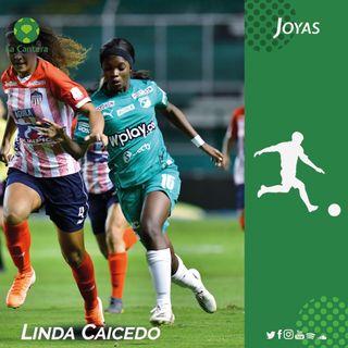 Linda Caicedo, la próxima super estrella del fútbol colombiano || La Cantera ep.4