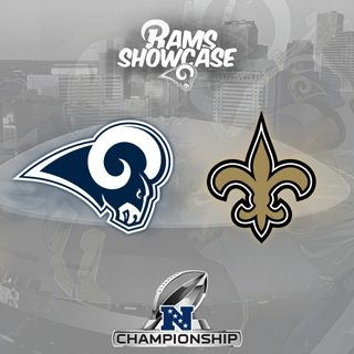 Rams Showcase - NFC Championship - Rams @ Saints