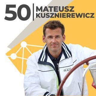 Mateusz Kusznierewicz-łapiąc wiatr w żagle