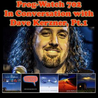 Episode 702 - In Conversation with Dave Kerzner, Pt. 1