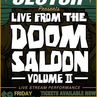 Metal Hammer of Doom: Clutch Presents Live From the Doom Saloon Volume II - Review