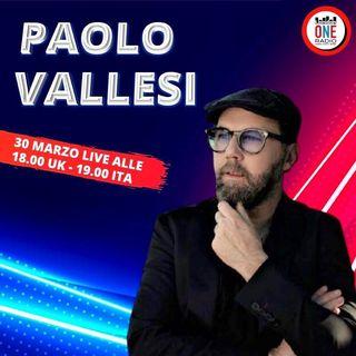 """Paolo Vallesi: """"Impara ad essere giovane per sempre"""""""