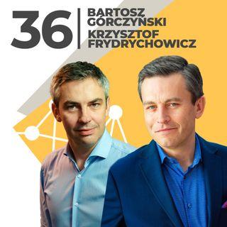 Krzysztof Frydrychowicz i Bartosz Górczyński-od braku zaufania do udanego biznesu-CIONET