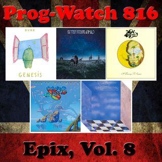 Episode 816 - Epix, Vol. 8