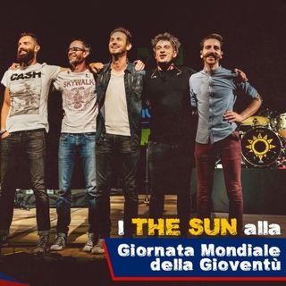 Francesco Lorenzi e i The Sun a Panama