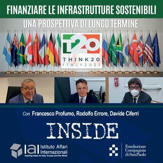 Finanziare le infrastrutture sostenibili