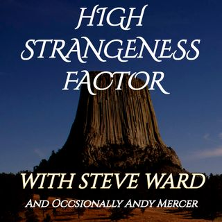High Stangeness Factor - Roland Watson: The Mysteries of Loch Ness - 09/14/2021