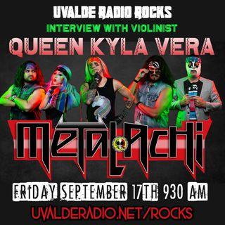 Queen Kyla Vera / Metalachi
