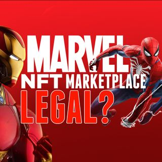157. NFT Marvel Marketplace | $MV Token... Is This Legal?